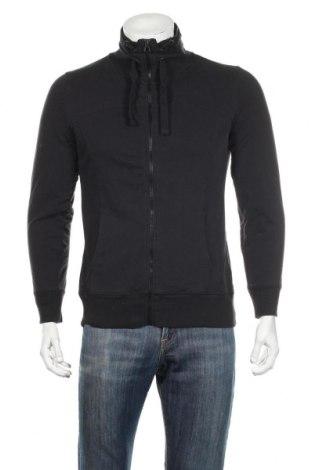 Bluză trening de bărbați Venice Beach, Mărime S, Culoare Negru, 93% bumbac, 7% elastan, Preț 64,42 Lei