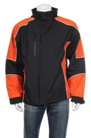 Pánska športová bunda , Veľkosť L, Farba Čierna, Polyamide, Cena  20,79€