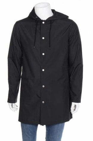 Pánska športová bunda  ASICS, Veľkosť S, Farba Čierna, Polyester, Cena  36,37€
