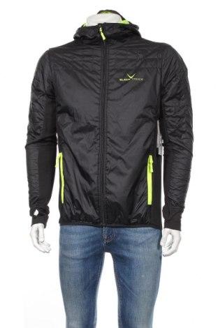 Мъжко спортно яке Black Crevice, Размер M, Цвят Черен, Полиестер, Цена 64,08лв.