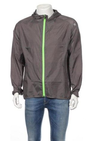 Мъжко спортно яке Damart Sport, Размер L, Цвят Сив, Полиестер, Цена 49,68лв.