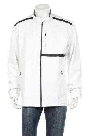 Мъжко спортно яке Falke, Размер 3XL, Цвят Бял, 88% полиамид, 12% еластан, Цена 169,00лв.