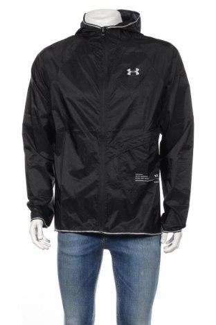 Мъжко спортно яке Under Armour, Размер XL, Цвят Черен, Полиамид, Цена 189,00лв.