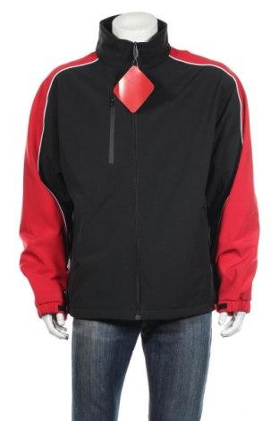 Pánska športová bunda , Veľkosť XXL, Farba Čierna, Polyester, Cena  19,30€