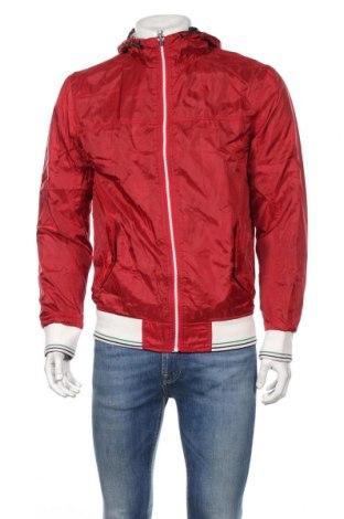 Pánska bunda  Jack & Jones, Veľkosť L, Farba Červená, Cena  61,34€