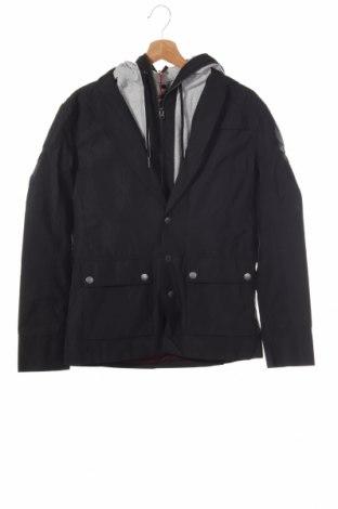 Pánska bunda  Jack & Jones, Veľkosť S, Farba Čierna, Cena  36,74€