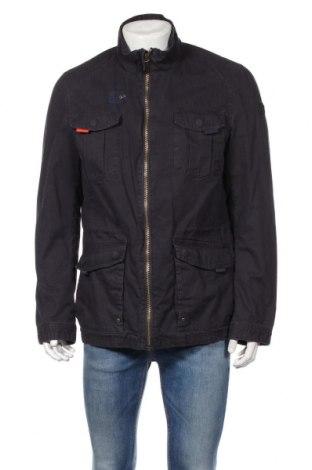 Pánska bunda  McNeal, Veľkosť L, Farba Modrá, Bavlna, Cena  76,80€