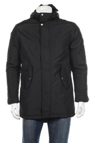 Pánska bunda  Originals By Jack & Jones, Veľkosť S, Farba Čierna, Polyester, Cena  35,40€