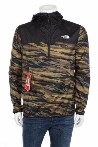 Мъжко спортно яке The North Face, Размер S, Цвят Многоцветен, Полиестер, Цена 182,07лв.