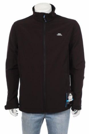 Pánska bunda  Trespass, Veľkosť XL, Farba Čierna, 94% polyester, 6% elastan, Cena  71,65€