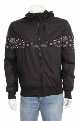 Męska kurtka Urban Classics, Rozmiar S, Kolor Czarny, 100% poliamid, Cena 125,80zł