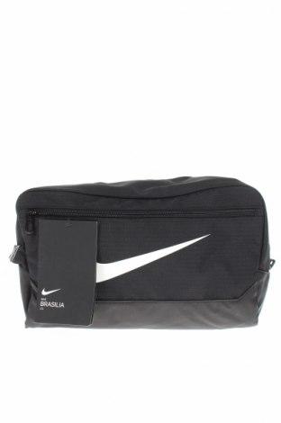 Kozmetická taška  Nike, Farba Čierna, Textil, Cena  18,19€