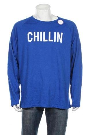 Pyžamo  North Pole, Rozměr XL, Barva Modrá, 60% bavlna, 40% polyester, Cena  453,00Kč