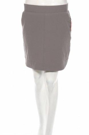 Пола Joe Fresh, Размер XS, Цвят Сив, 91% полиестер, 9% еластан, Цена 7,20лв.