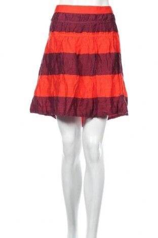 Пола Loft By Ann Taylor, Размер XL, Цвят Червен, 41% лен, 41% лиосел, 15% полиамид, 3% други материали, Цена 20,74лв.