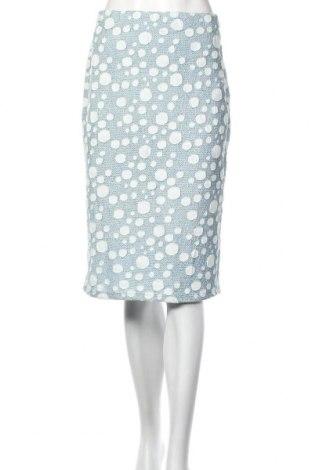 Sukňa Luxe, Veľkosť XL, Farba Modrá, 64% bavlna, 34% polyester, 2% elastan, Cena  23,70€