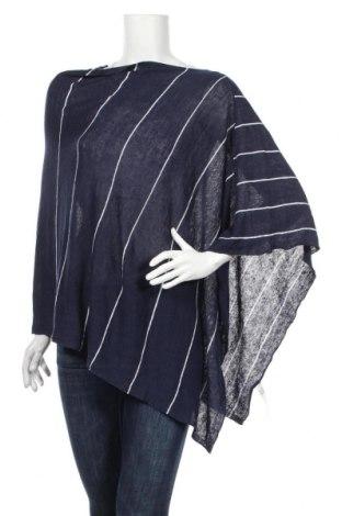 Poncho Eileen Fisher, Mărime XS, Culoare Albastru, In, Preț 506,91 Lei