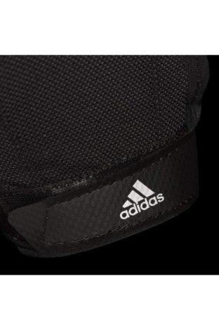 Ръкавици Adidas, Цвят Черен, 55% полиамид, 45% полиуретан, Цена 42,00лв.