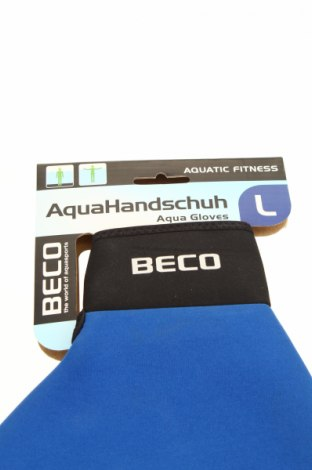 Ръкавици Beco, Цвят Син, Неопрен, Цена 17,40лв.