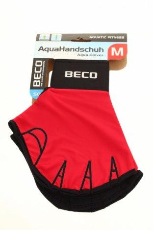 Ръкавици Beco, Цвят Червен, Неопрен, Цена 14,50лв.