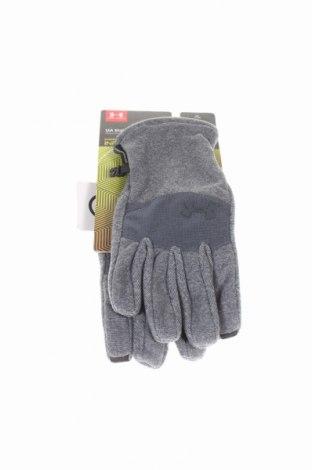 Mănuși Under Armour, Culoare Gri, Preț 81,58 Lei