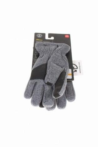 Ръкавици Under Armour, Цвят Сив, Цена 31,00лв.