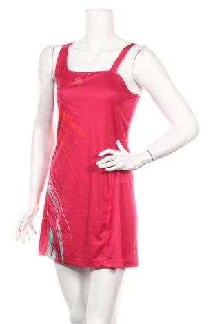 Φόρεμα Adidas, Μέγεθος M, Χρώμα Ρόζ , Τιμή 24,19€