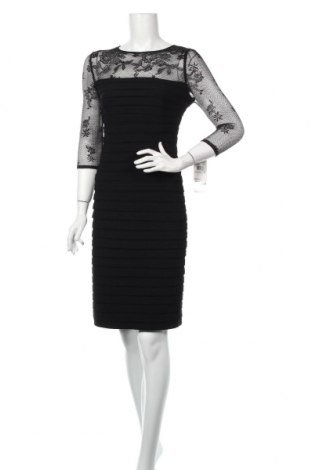 Рокля Adrianna Papell, Размер S, Цвят Черен, Полиамид, Цена 121,38лв.