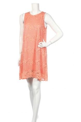 Рокля Alya, Размер L, Цвят Оранжев, 90% полиамид, 10% еластан, Цена 15,23лв.