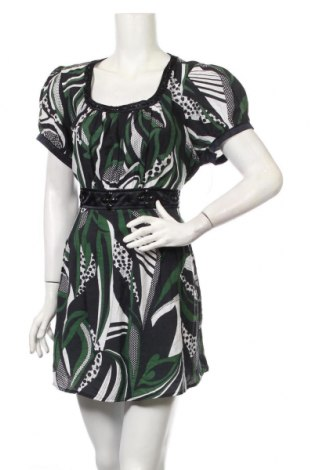 Рокля Antilia Femme, Размер XL, Цвят Многоцветен, 65% памук, 35% полиестер, Цена 22,68лв.