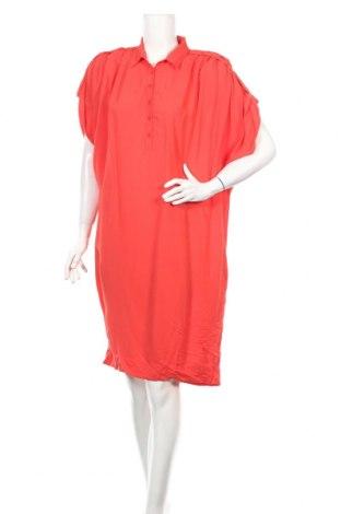 Rochie Diane Von Furstenberg, Mărime M, Culoare Portocaliu, Viscoză, Preț 1.026,90 Lei