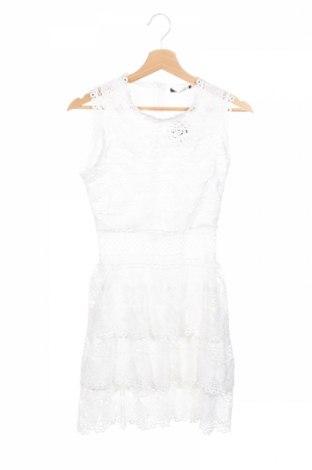 Šaty  Guess, Rozměr S, Barva Bílá, Polyester, Cena  1630,00Kč