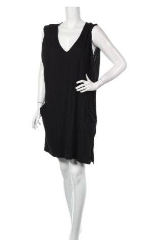 Šaty  H&M, Veľkosť L, Farba Čierna, 50% bavlna, 50% modal, Cena  22,38€