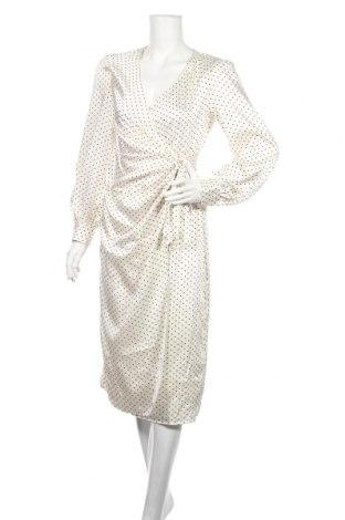 Φόρεμα H&M, Μέγεθος M, Χρώμα Λευκό, 100% πολυεστέρας, Τιμή 17,83€