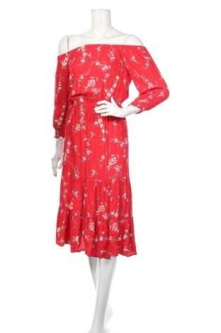 Φόρεμα H&M Divided, Μέγεθος XS, Χρώμα Κόκκινο, Βισκόζη, Τιμή 24,19€