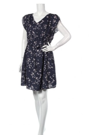 Šaty  H&M Mama, Veľkosť L, Farba Modrá, Polyester, Cena  15,45€
