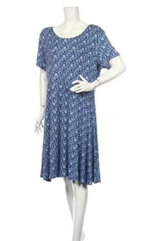 Šaty  Janina, Veľkosť XL, Farba Viacfarebná, 95% viskóza, 5% elastan, Cena  20,26€