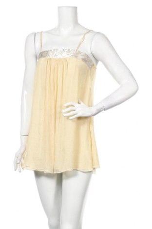 Рокля Lucy, Размер S, Цвят Жълт, Полиестер, Цена 4,83лв.