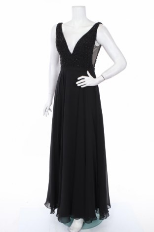 Šaty  Mascara, Veľkosť S, Farba Čierna, Polyester, Cena  77,62€