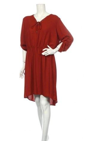 Šaty  Mossimo, Veľkosť XL, Farba Hnedá, 100% polyester, Cena  13,86€