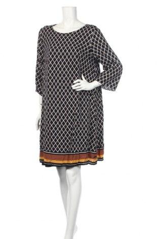 Šaty  Samoon, Rozměr XL, Barva Modrá, Cena  574,00Kč