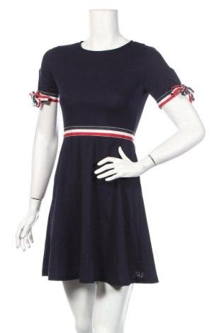 Φόρεμα Shein, Μέγεθος XS, Χρώμα Μπλέ, 95% πολυεστέρας, 5% ελαστάνη, Τιμή 6,14€