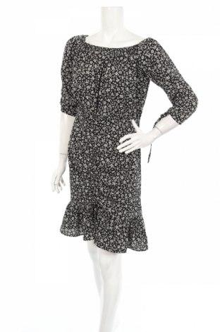Рокля Zara, Размер L, Цвят Многоцветен, 98% полиестер, 2% еластан, Цена 31,92лв.