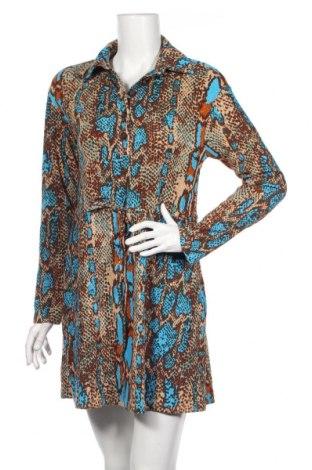 Φόρεμα Zara Trafaluc, Μέγεθος S, Χρώμα Πολύχρωμο, 99% πολυεστέρας, 1% ελαστάνη, Τιμή 22,28€