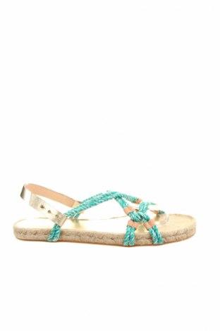 Sandále Intropia, Veľkosť 39, Farba Zelená, Textil, Cena  71,65€
