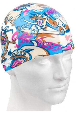 Καπέλο Mad Wave, Χρώμα Πολύχρωμο, Σιλικόνη, Τιμή 8,12€