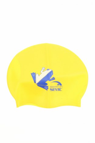 Dziecięca czapka SEAC, Kolor Żółty, Sylikon, Cena 45,00zł