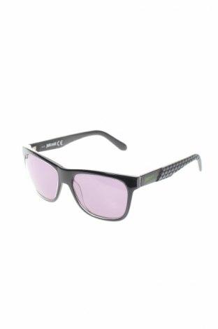 Ochelari de soare Just Cavalli, Culoare Negru, Preț 425,92 Lei
