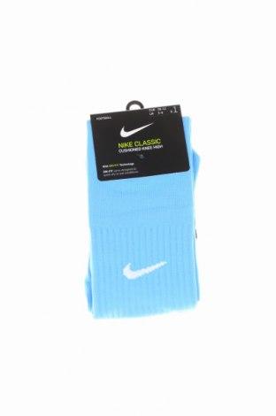 Sportovní ponožky  Nike, Rozměr M, Barva Modrá, 97% polyamide, 3% elastan, Cena  191,00Kč