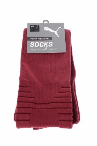 Ciorapi pentru sport PUMA, Mărime M, Culoare Roșu, Preț 47,37 Lei